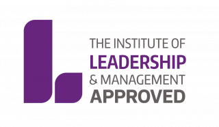 Institute of Leadership and Management approved logo